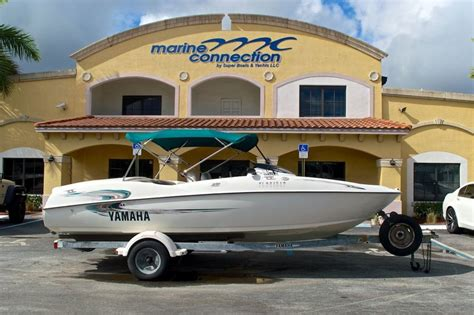 boat trailer parts west palm beach used 2000 yamaha ls2000 twin jet boat boat for sale in