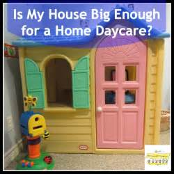 Running A Small Home Daycare Is My House Big Enough For A Home Daycare How To Run A