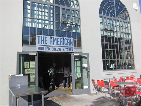 The American Grilled Cheese Kitchen by The American Grilled Cheese Kitchen San Francisco Ca