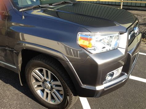 Toyota Paint Protection 2 Toyota Prius 4runner And Venza Xpel And 3m Clear Paint