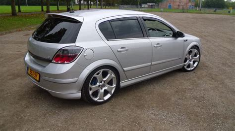 vauxhall astra vxr 2007 vauxhall opel astra h 5 door before 2007 body kit fr