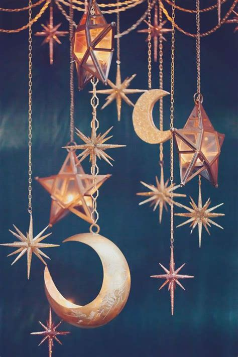Moon Decor by 35 Inspirational Ideas To Make A Stunning Starry