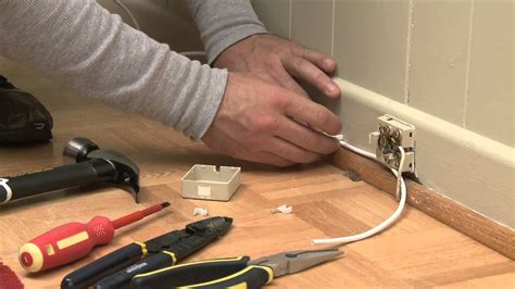 Telephone Installer by How To Install A Phone Line