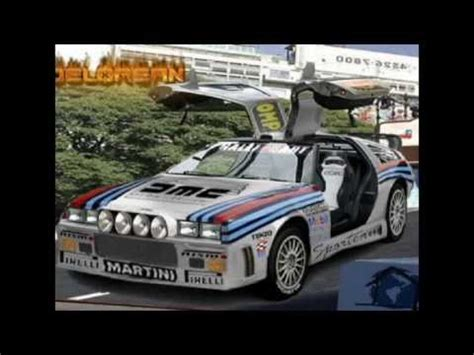 Delorean Dmc 12 Concept by Delorean Dmc 12 Original Models Tuned Models And Concept