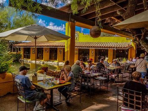 En El Patio by El Encanto Mexican Patio Cafe Cave Creek Menu Prices