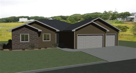 Basement Entry Floor Plans Cashway Lumber And Redi Built Home Center Huose051714