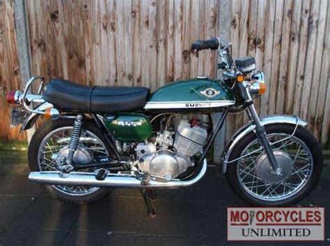 1971 Suzuki T250 Suzuki T350 Mk11 Unrestored And Looking For A Home