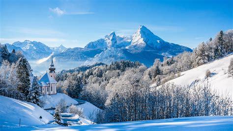 Cute Trees by Deutschland Bayern Alpen Winter Schnee Berge B 228 Ume