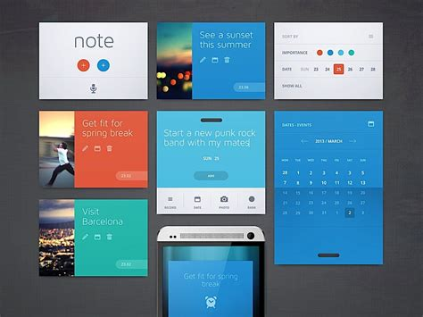 layout ui creative ui design by cosmin capitanu