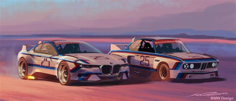 bmw concept csl second concept shown by bmw at pebble beach is the 3 0 csl