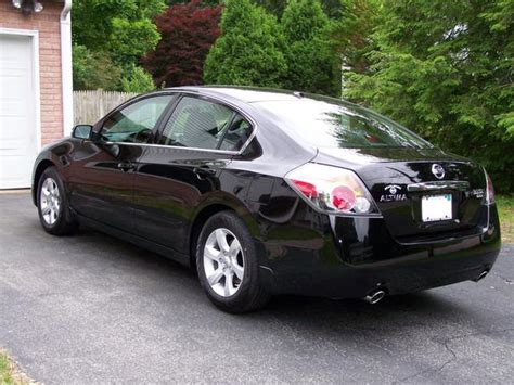 nissan altima black 2007 2007 nissan altima 3 5 sl nissan colors