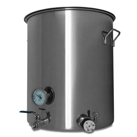 stainless steel brewing 20 gallon stainless steel electric brew kettle for