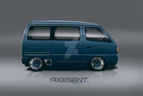 suzuki every suzuki every kei ver 3 by axesent on deviantart car