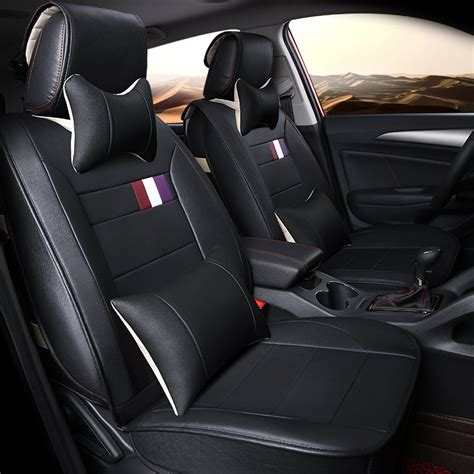 cadillac srx car seat covers automotive cushions set car seat covers leather mat pads
