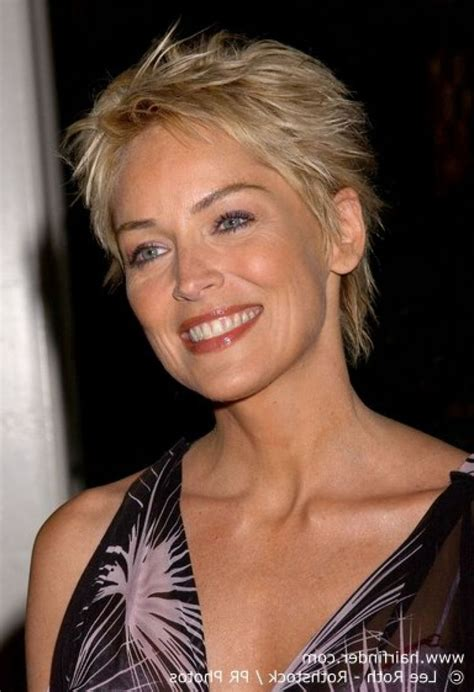2015 hair gallery below unique new sharon stone hairstyles 2015 images