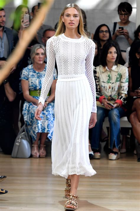 best fashion new york fashion week 10 best looks from oscar de la renta