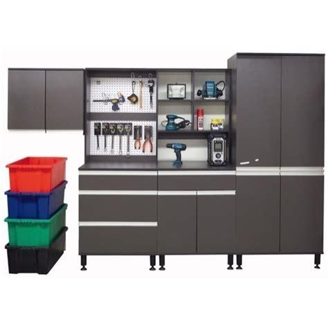 Organiser Garage by Jobmate Modular Garage Organiser Garage Organiser