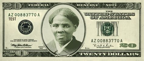 new year us dollar bill harriet tubman the american to feature on the 20