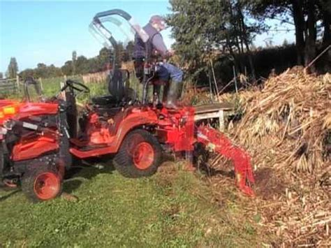 mini pelle cochet gp 130 tracteur kubota bx 2350 n 2