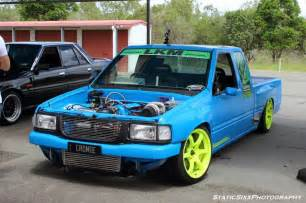 Isuzu Rodeo Turbo Turbo Ls1 Transplanted Into Holden Rodeo Isuzu
