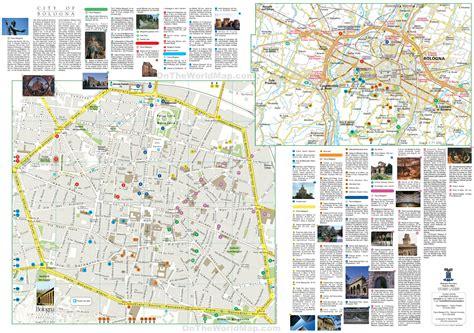 map  bologna italy  travel information