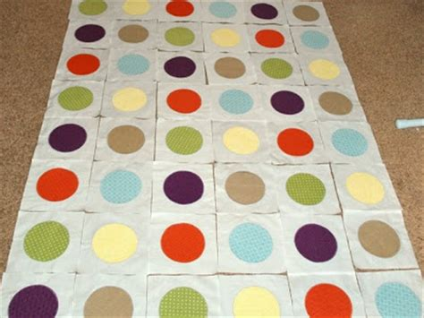 Circle Quilt Block Tutorial by Bijou Lovely The Circle Quilt Tutorial Part Two