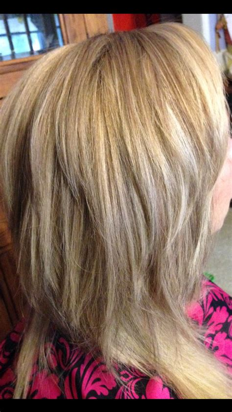 gallery of foiled hair foiled hair color photos hairstylegalleries com
