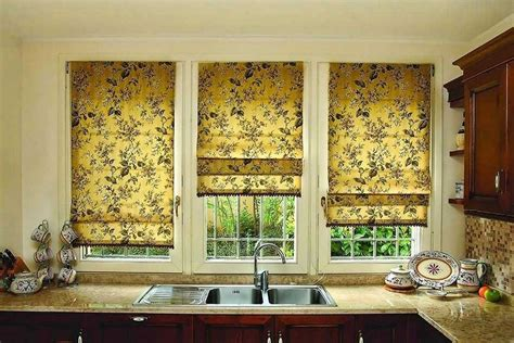 interior design blinds cool blinds or beautiful curtains for your kitchen home