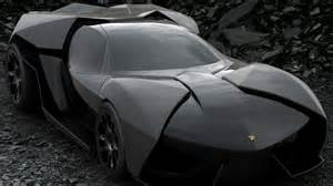 Lamborghini Bat Lamborghini Ankonian Concept Car Batmobile Desktop Wallpaper