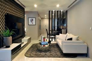 Condo Interior Design Small Condominium Interior Design Decobizz