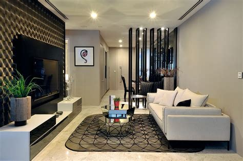 studio type condominium interior design decobizz