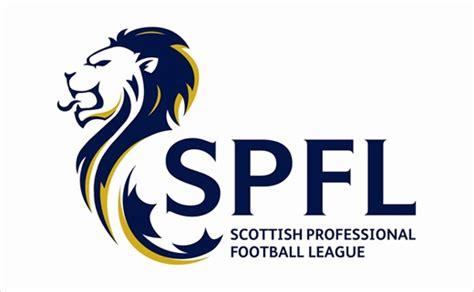 Scottish Premiership Table by Scottish Football Gets Rebranded Logo Designer