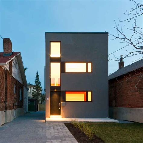 shaft house new toronto home rzlbd architects e architect