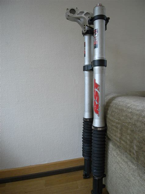 Rst Sigma by 1999 Rst Sigma Tl 187mm Travel Downhill Suspension Forks