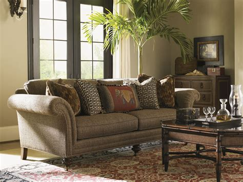 tommy bahama living room tommy bahama home living room southport sofa 7719 33
