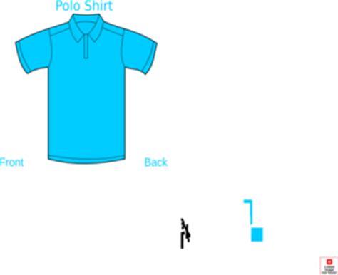 Kaos Jersey Poloshirt Biru Muda kaos biru muda clip at clker vector clip royalty free domain