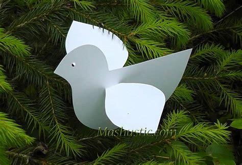 3d bird template 40 best paper birds crafts images on bird