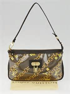 Lv Single Bag New Edition 036 louis vuitton limited edition brown monogram charms