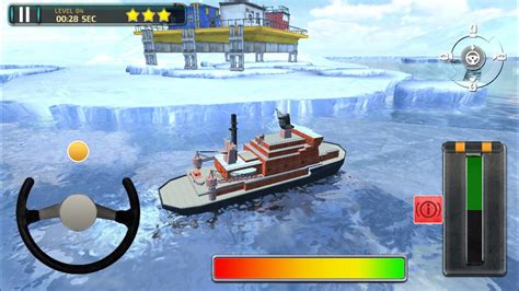 boat simulator games for android icebreaker boat simulator parking games 2017 android