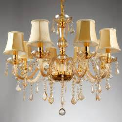 Pendant And Chandelier Lighting 6 8 Arms Fashion Chandelier Lighting Bedroom Pendant Chandelier Light Chagne Color