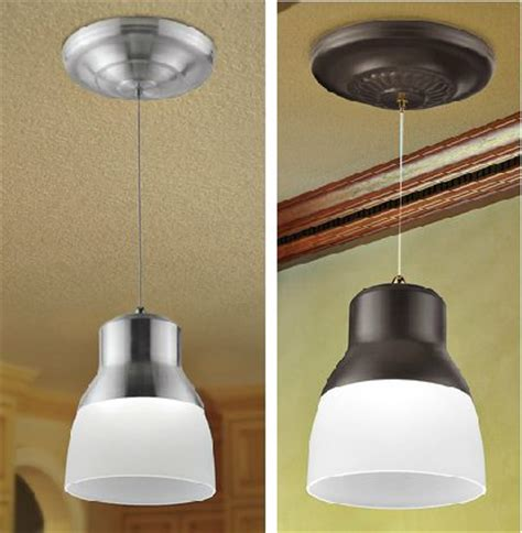 Battery Operated Kitchen Lights Add Light Wherever You Need It With This Battery Powered Led Ceiling Fixture The Gadgeteer
