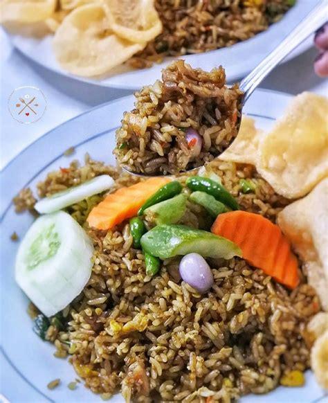 delivery nasi goreng kambing jakarta  nagih lezatnya
