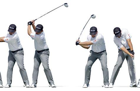 jb holmes golf swing swing sequence j b holmes australian golf digest