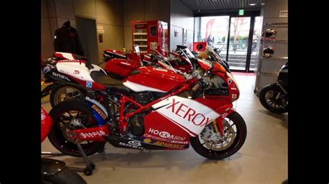 Ducati 999r Xerox Aufkleber by 2012 Ducati 999r Xerox In Japan Wmv Youtube