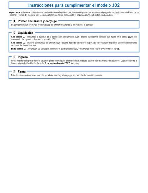 fecha para declaracion de personmas fisica 2016 fecha declaracion 2016 personas fisicas boe es documento