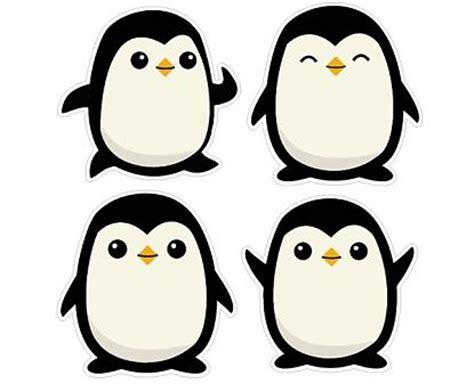 cocina pinguinos adhesivos infantiles pared quot los cuatro ping 252 inos quot 02069