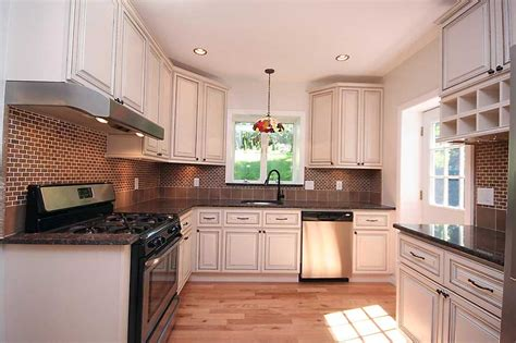 latest trend in kitchen cabinets white glazed maple kitchen cabinets and bathroom vanities