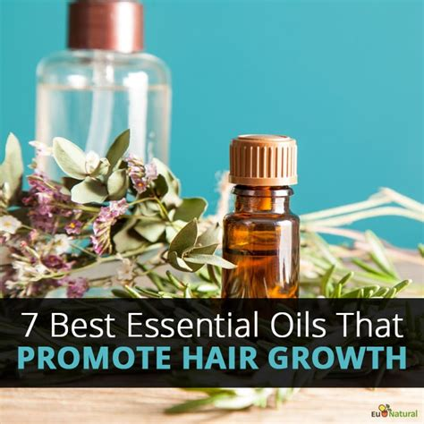 7 best essential oils that promote hair growth recipes