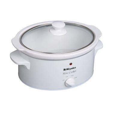 Miyako Sc 400 Cooker 4 5 L jual cooker maspion miyako dll harga murah