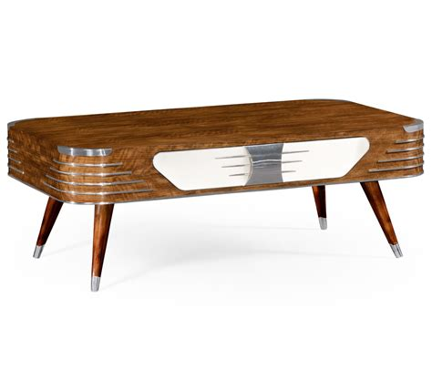 coffee table 50 50 s americana coffee table